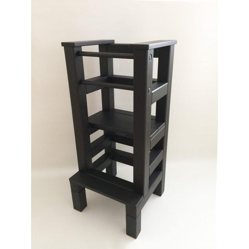 Učící věž - černá barva
