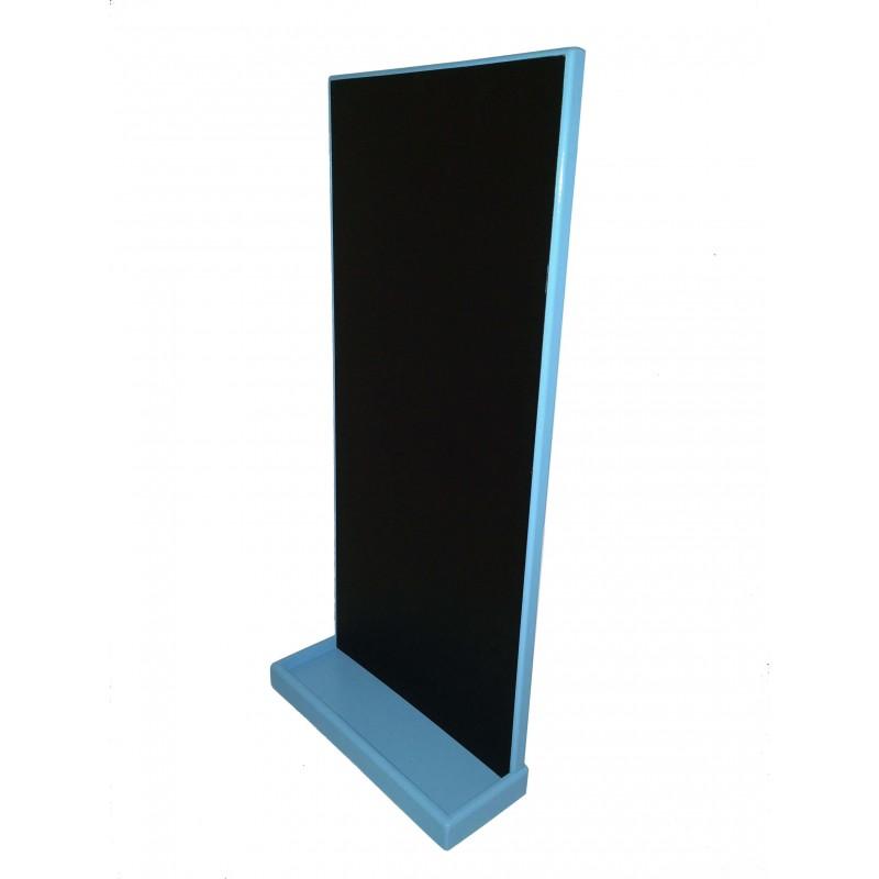 Magnetická tabule na učící věž - modrá