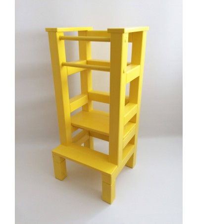 Učící věž - žlutá barva