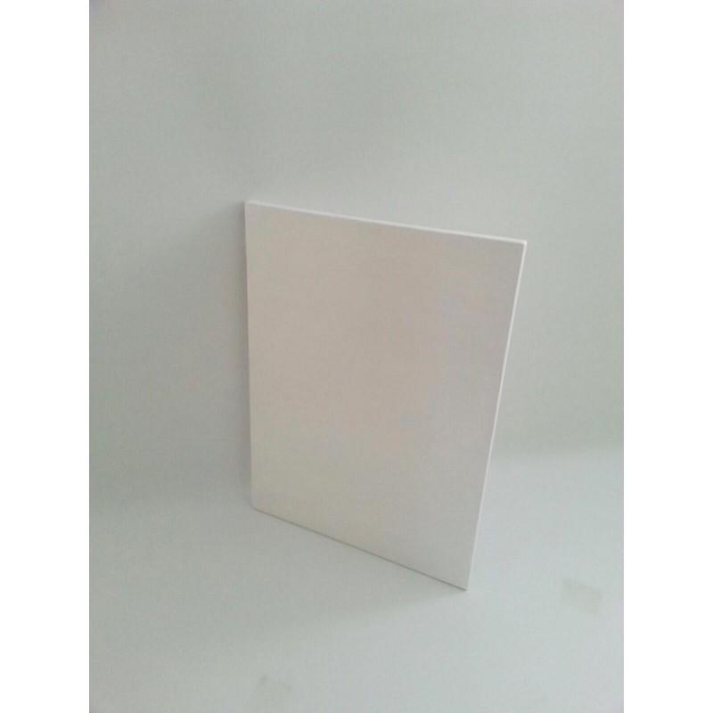 Odkaládací stolek na učící věž - bílý