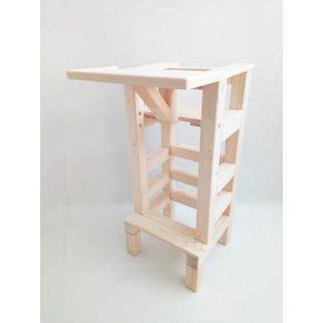 Jídelní stolek na učící věž - bez úpravy
