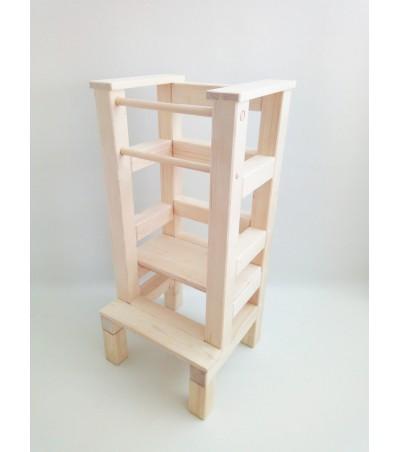 Učící věž - bez povrchové úpravy