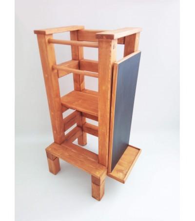 Magnetická tabule na učící věž - lazura