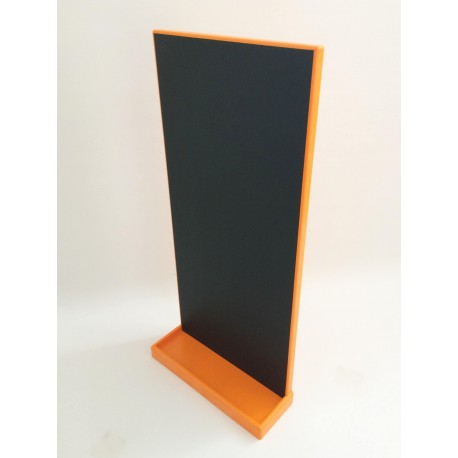 Magnetická tabule na učící věž - oranžová barva