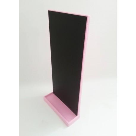 Magnetická tabule na učící věž - růžová barva