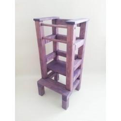 Učiaca veža - fialová...