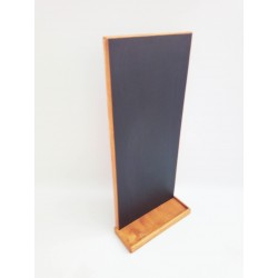 Magnetická tabuľa na učiaca veža - lazúra s povrchovým lakom
