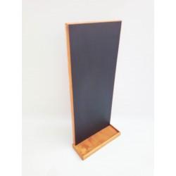 Magnetická tabule na učící věž - lazura s povrchovým lakem