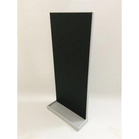 Magnetická tabule na učící věž - šedivá