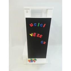 Magnetky na tabuli k učící věži